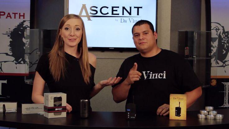 Davinci Ascent -vs- DaVinci classic handheld vaporizer