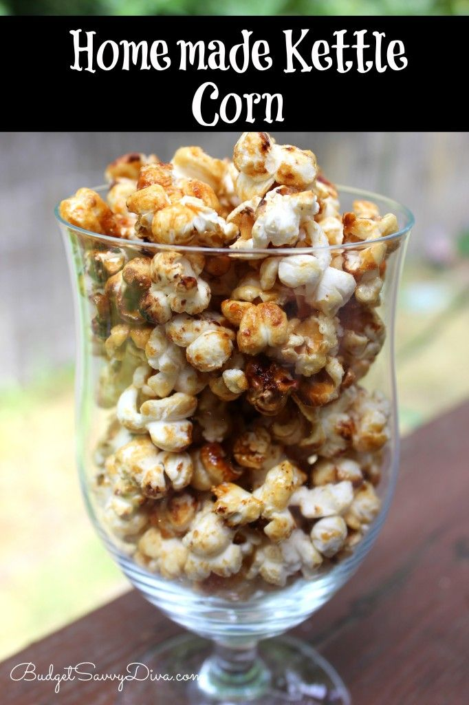 how to make the best popcorn at home