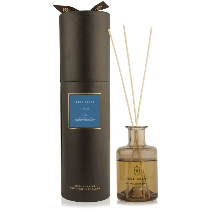 True Grace room diffuser: Library  http://www.truegrace.co.uk/shop/shop_by_product/room_diffusers/manor/room_diffuser_250ml_library.htm