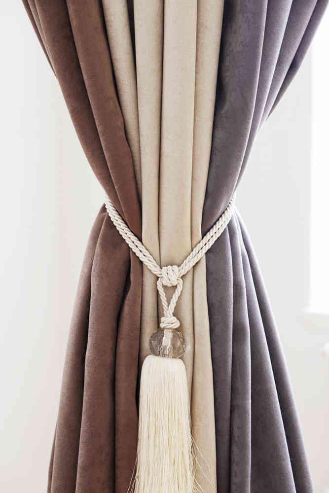 LIUSKE on uusi ylellisen kaunis pimentävä verho. #lennol #spring #curtain