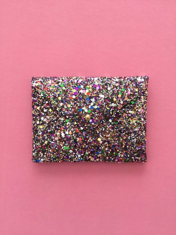 313 best nottingham etsy maker catalogue images on pinterest rainbow glitter card holder oyster card holder debit card credit card business cards wallet reheart Images