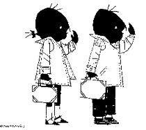 Dag! Wij gaan naar school