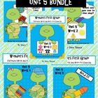 Here is the Wonders Reading Series Unit 5: Weeks 1-5 BUNDLE pack!   You will find over 460 pages in this bundle.  Each week consists of 90+ pages o...