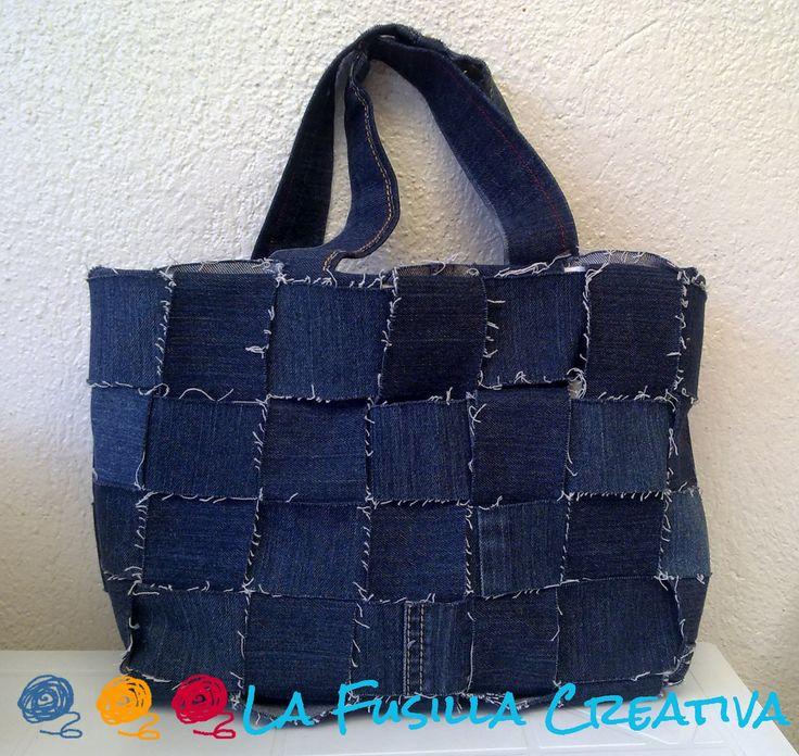 Blog su handmade, crochet, knitting, riciclo, artigianato creativo, tutorial e DIY