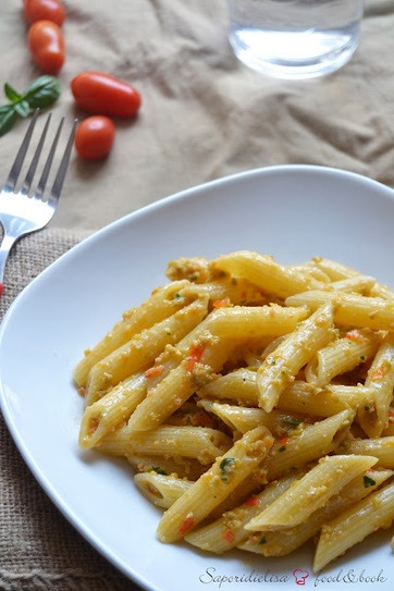 Saporidielisa: Pesto di olive verdi e datterini, mijn lievelingseten