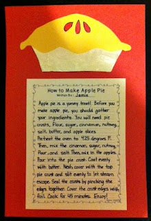 process essay on making apple pie A great apple pie can be as simple as picking the right type of apples chopping  them up tossing them with sugar, spices, and a thickener.