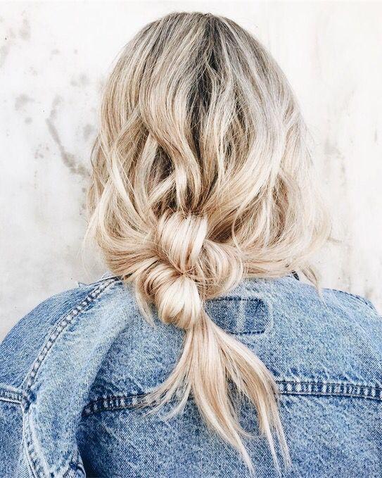 casual braid tutorial
