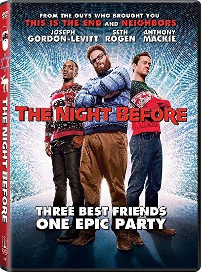 Michael Shannon & Lorraine Toussaint & Jonathan Levine-The Night Before