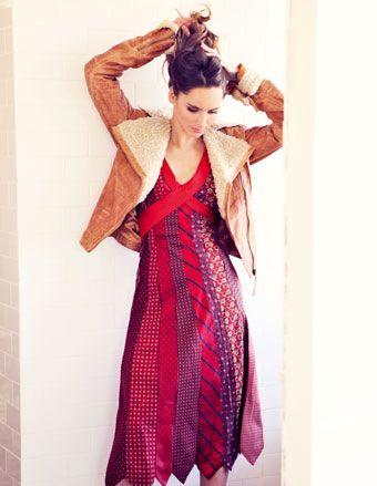 Hecho de corbatas - Made of ties de Juanita Ringeling