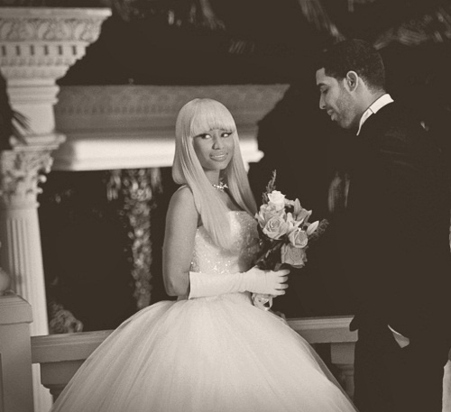 I love Nicki Minaj, I told her I admit it & hope one day we can marry just to say we fucking did it.