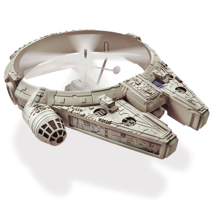 espectacular!!! The Only Remote Controlled Millennium Falcon - Hammacher Schlemmer: Remote Control, Gadgets, Millennium Falcons, Stars War, Toys, Millenium Falcons, Millenniumfalcon, Control Millennium, Starwars