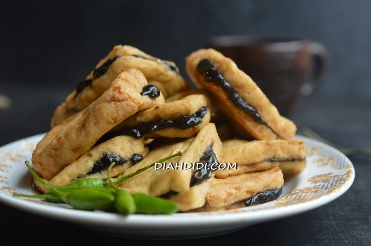 Diah Didi's Kitchen: Tahu Isi Petis Pedas