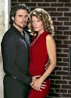 youngAndTheRestless - Joshua Morrow & Michelle Stafford