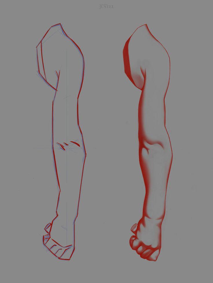 Bargue - Anatomy 2013 - 2D Version - Arm