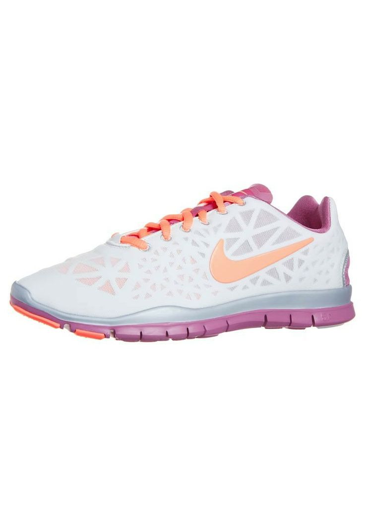 Nike Performance NIKE FREE TR FIT 3 Sportschoenen Wit - Nike Performance NIKE FREE TR FIT 3 Sportschoenen Wit