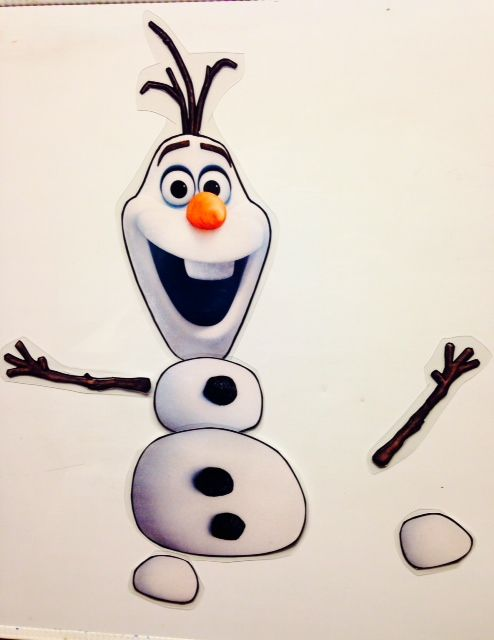 Print Olaf template on magnet paper or adhere magnets to the back of the cutout so it will attach to the whiteboard. Then give students the opportunity to build Olaf piece by piece by making good choices as a class. (Ex: quiet voices in the hall) Once Olaf is assembled the class can earn free choice, a class game, prize, etc... (Free template attached)