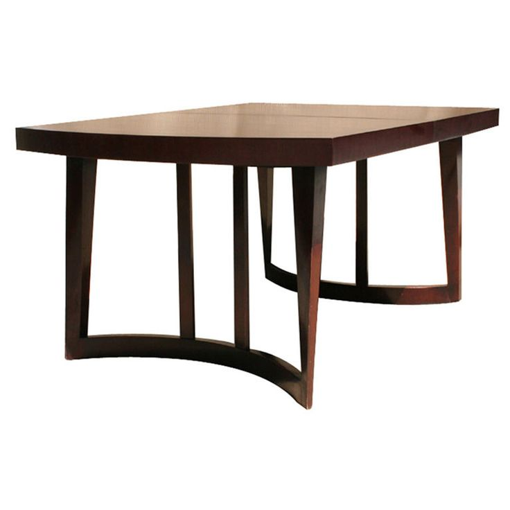 Moderne Extension Dining Table
