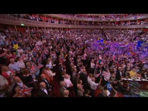 Land of Hope and Glory - Last Night of the Proms 2009. Always loved watching this. And who said the British were reserved? Love this.