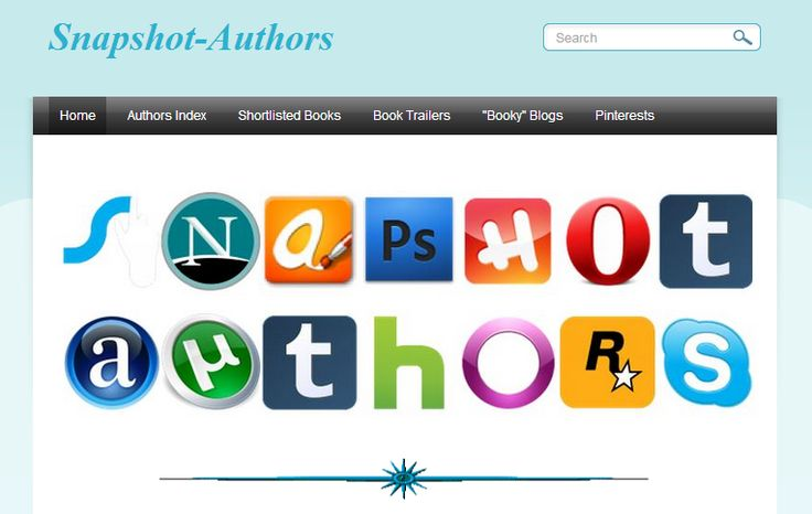 Snapshot Authors- brilliant site to help support new English Syllabus