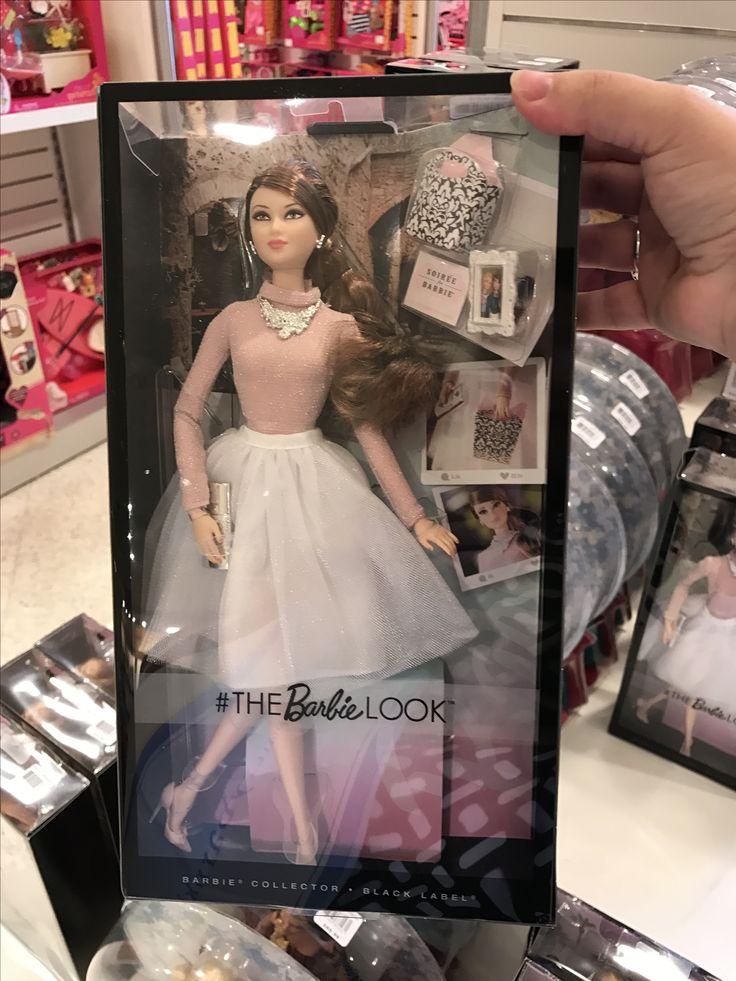 Barbie, this range has beautiful dolls
