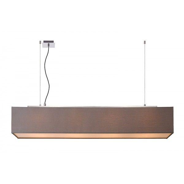 Collom D110 cm - Lucide - kolor szary
