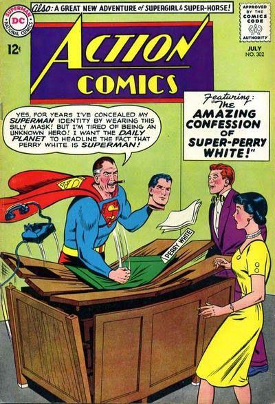 Action Comics #302, July, 1963