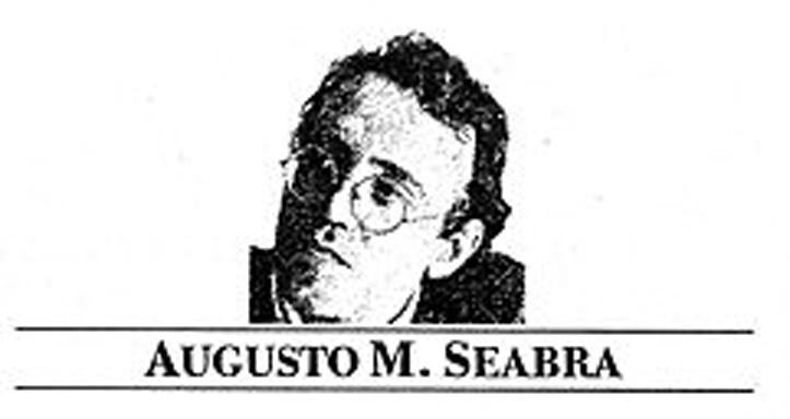 Uma ideia de programação #1: Augusto M. Seabra
