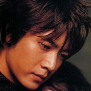 Jo Hyun Jae in Vogue Girl, 2003