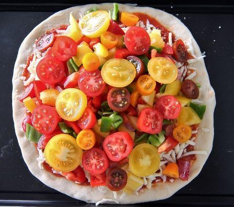 コストコ ピザ チーズ 新商品 pizza fresh tomato pizza