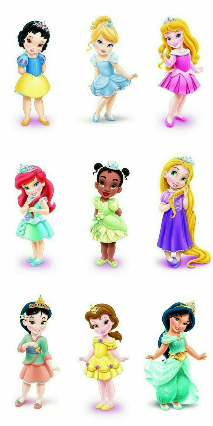 Little princesses☆