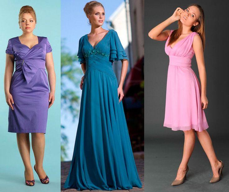 Особенности выбора платьев для гостей свадебного торжества