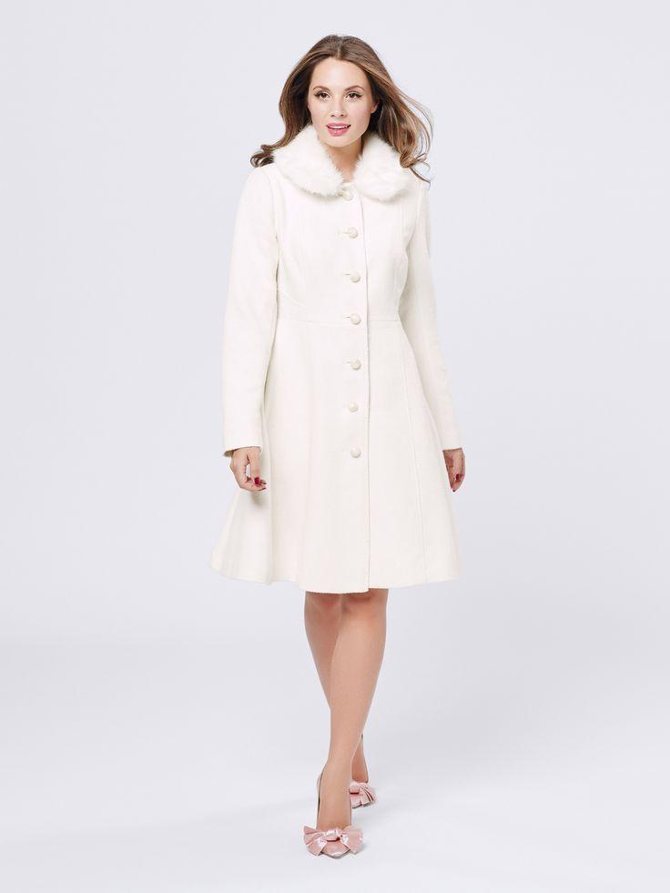 Snow Queen Coat
