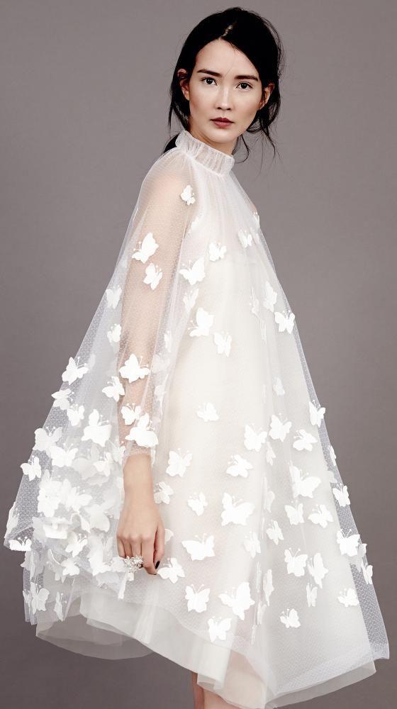 Schwangere Braut  und mal was ausgefallenes gesucht? Kaviar Gauche | Bridal Dresses, Bridal Gowns, Designer Berlin