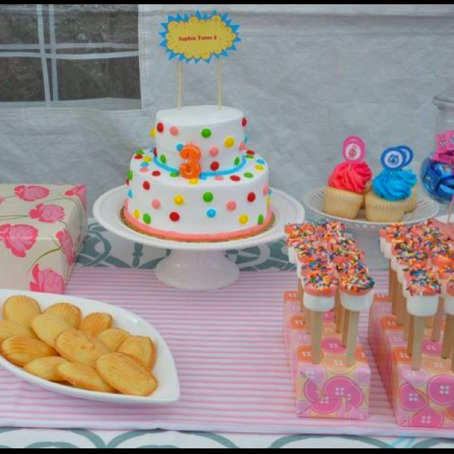 Cake Designs At Albertsons : Sophie s birthday cake from Albertson s. Projects to Try ...