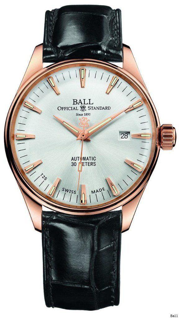 Ball Trainmaster One Hundred Twenty Watch