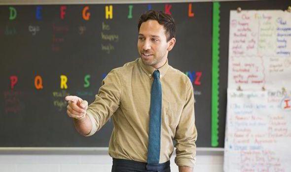 Los personajes: 6. Sr. Lema es el maestro del sexto grado. Él es mut simpatico y bondadoso. Sr. Lema toca la trompeta.