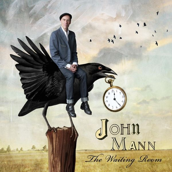 John Mann - The Waiting Room