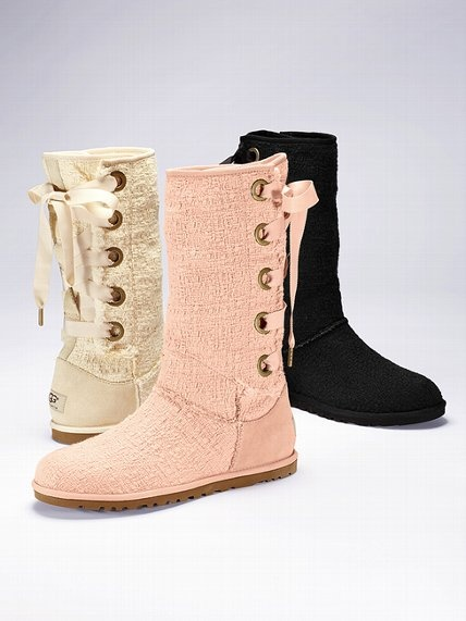 UGG® AustraliaHeirloom Lace-up Boot
