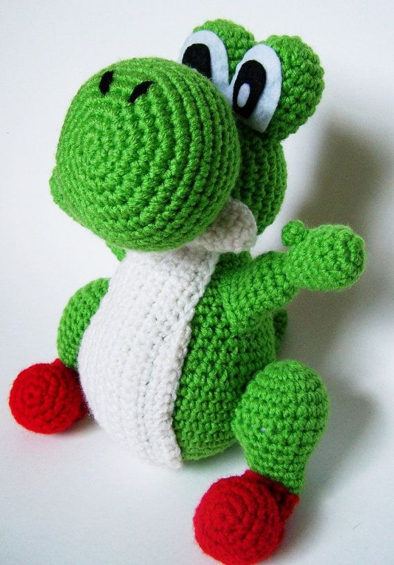 1000+ images about amigurumi super mario on Pinterest