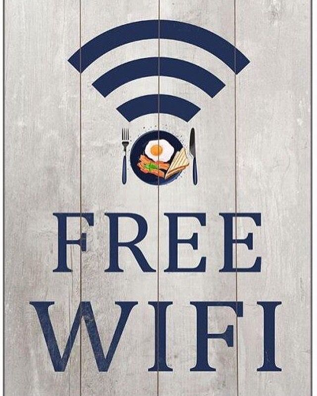 Νέες καταπληκτικές πινακίδες για Free WIFI στο http://www.keepyourhousefresh.gr/home-accesories/kadrakia.html