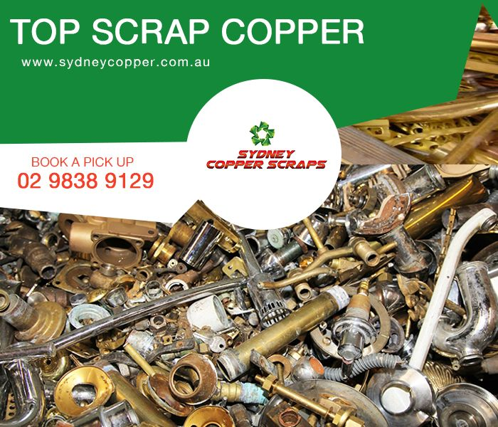 Sydney Copper is widely appreciated by clients across Queensland, NSW and ACT, for offering the best scrap copper price in Sydney. We have a certain reputation that lays foundation on quality and reliance. For this reason, we are committed to providing top dollars for your scrap copper, regardless quantity or grade. As per the market trends, we are confident to offer better deals than any other scrap dealer in our vicinity. Call us today!