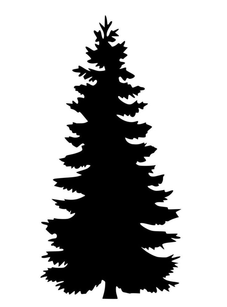 ескиз елки