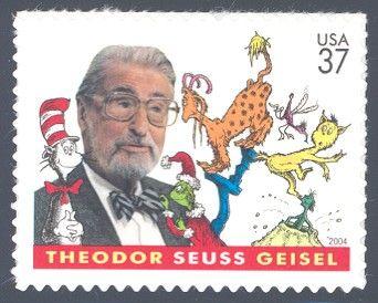 """Image result for Theodor Seuss Geisel """"Dr. Seuss"""" (1904-1991)"""