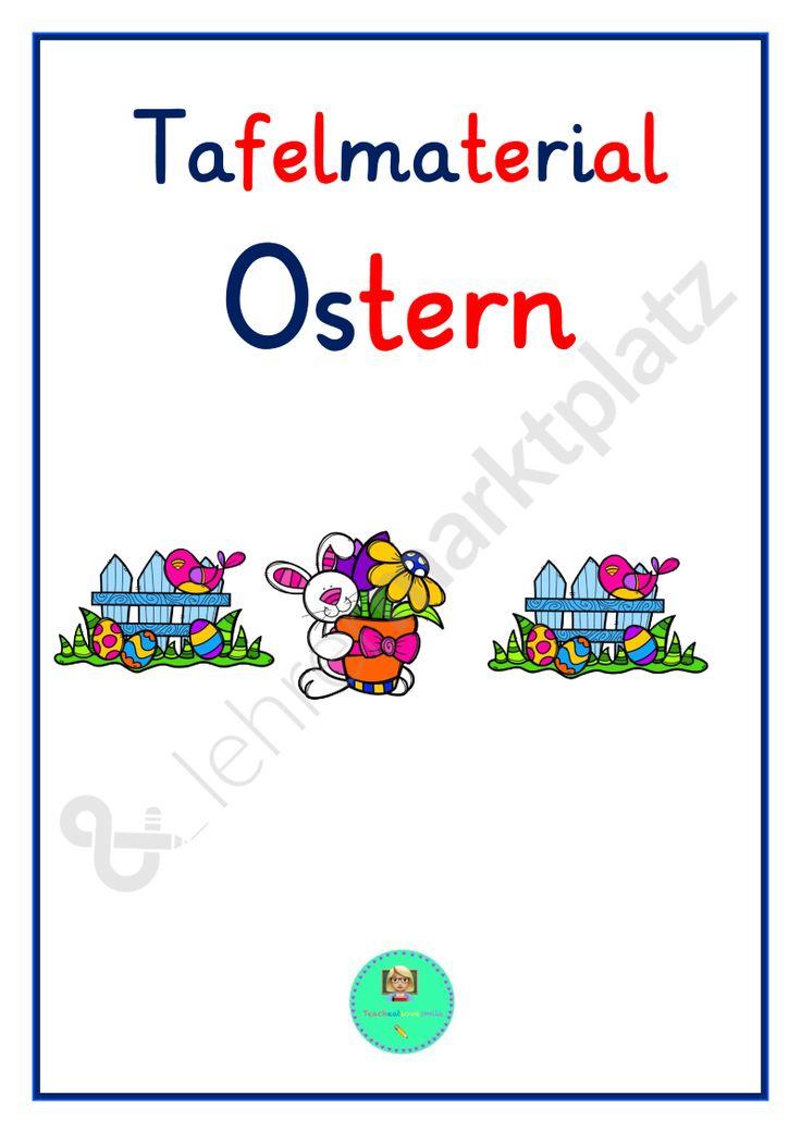 26 besten Unterrichtsmaterial zu Ostern Bilder auf Pinterest ...