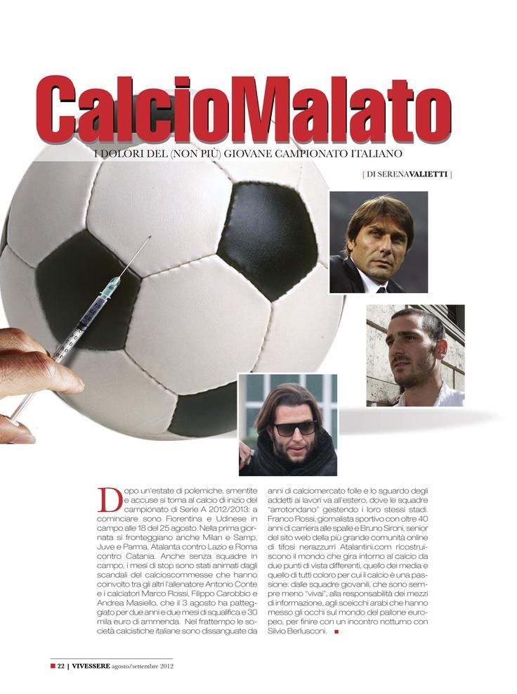 Calciomercato e calcioscommesse, ne parliamo con un tifoso dell'Atalanta e un giornalista sportivo d'eccezione Franco Rossi.