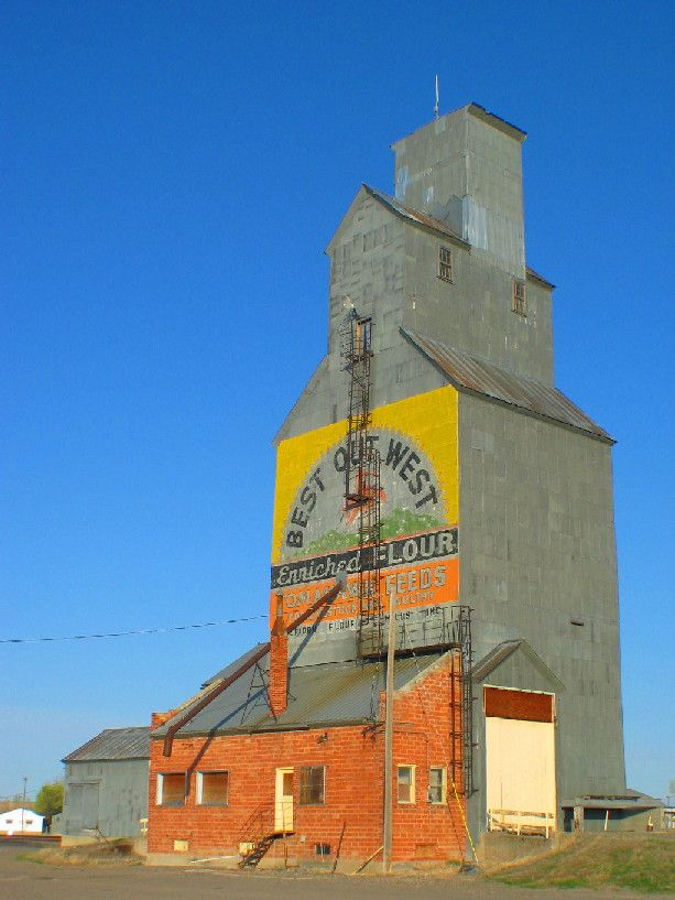 48 best havre montana images on pinterest big sky country picture of the best in the west grain elevator in havre montana sciox Choice Image