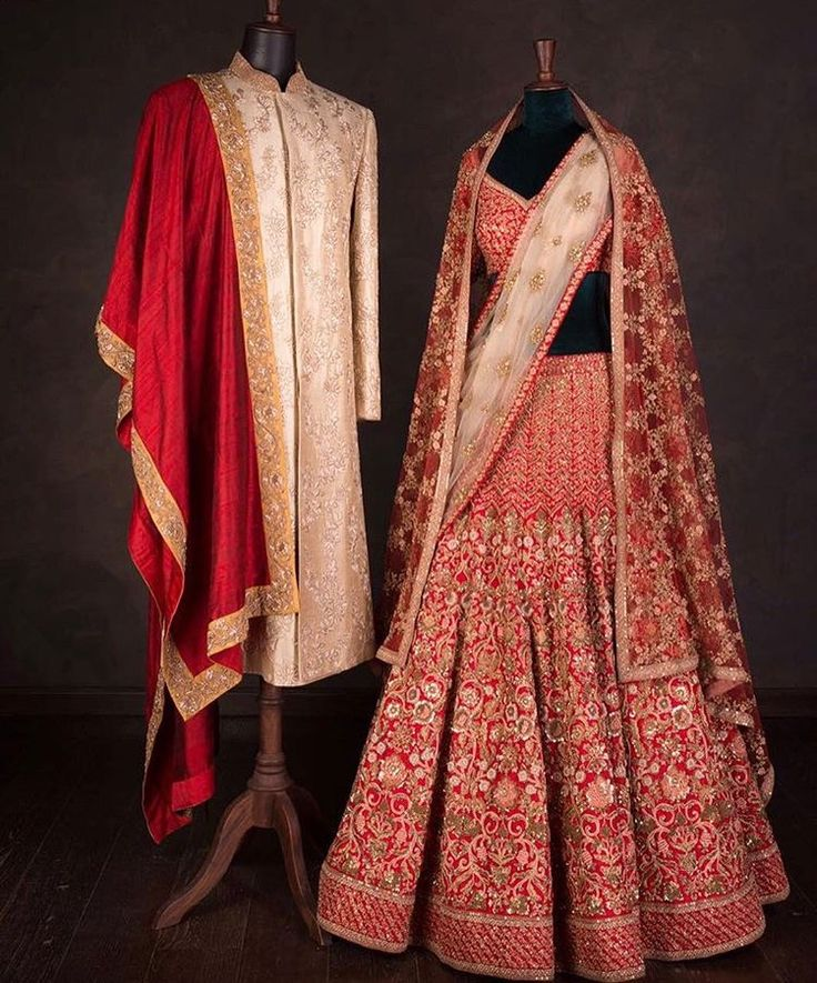 Perfect Bride and Groom Combination by Shyamal & Bhumika