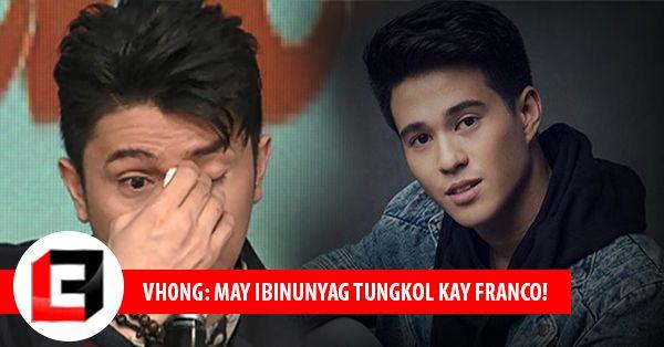 Vhong Navarro Reveals Something About Hashtag Franco!