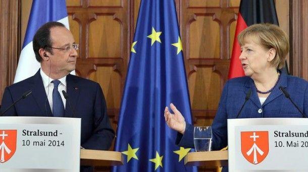 La eurozona se estanca, lastrada por el frenazo de Alemania y Francia