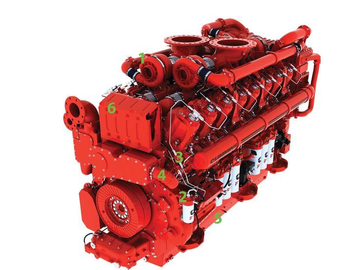Check out the March 2012 torque as we look at the largest Cummins ever built. See the 4,000HP QSK95 Cummins diesel engine in this month's issue of Diesel Power Magazine!